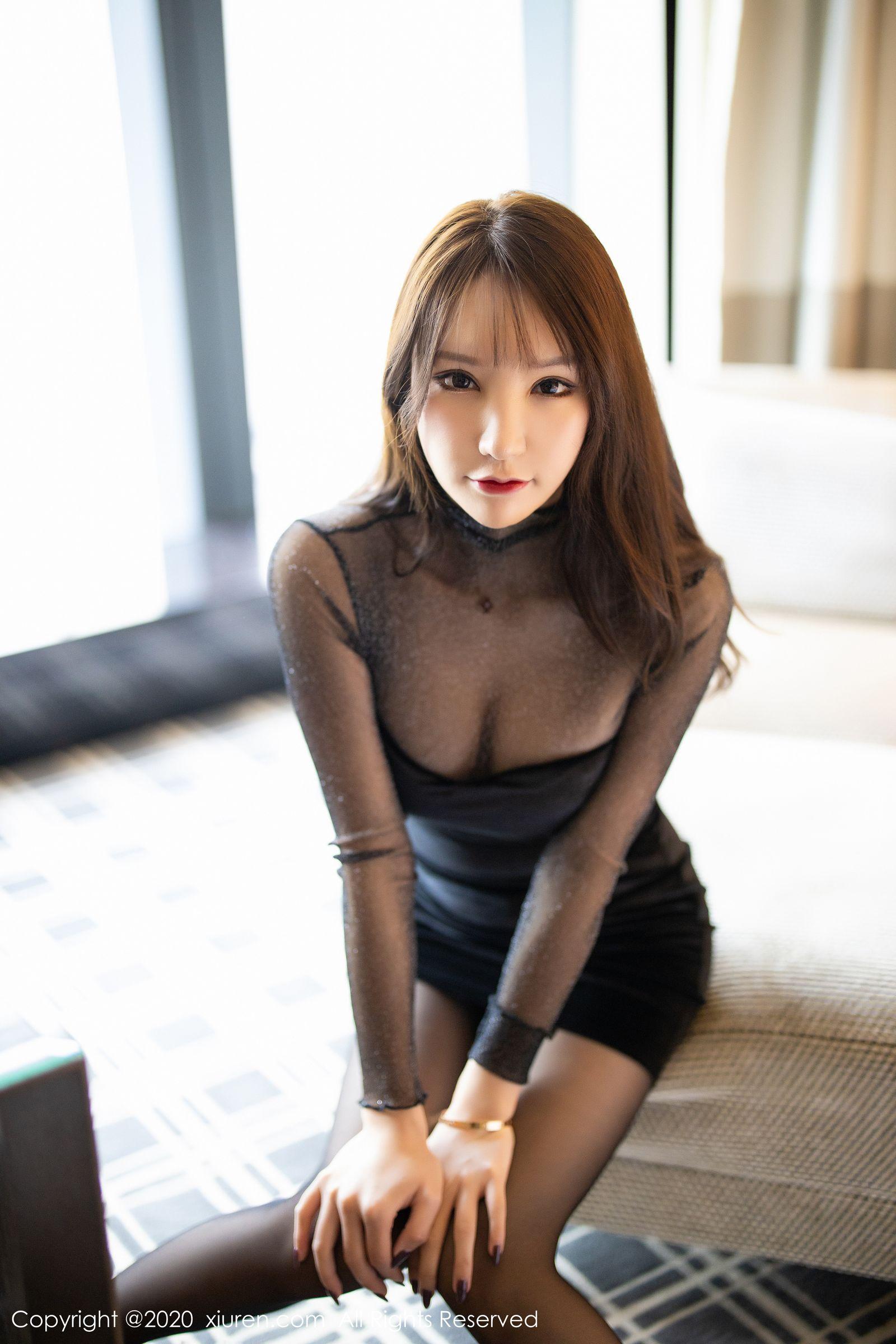 YouMi Vol. 467 Zhou Yu Xi - Page 2 of 5 - Best Hot Girls