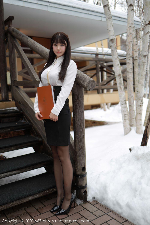 MFStar Vol. 267 Zhu Ke Er - Best Hot Girls