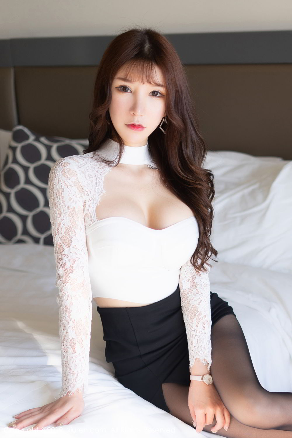Young sexy asian