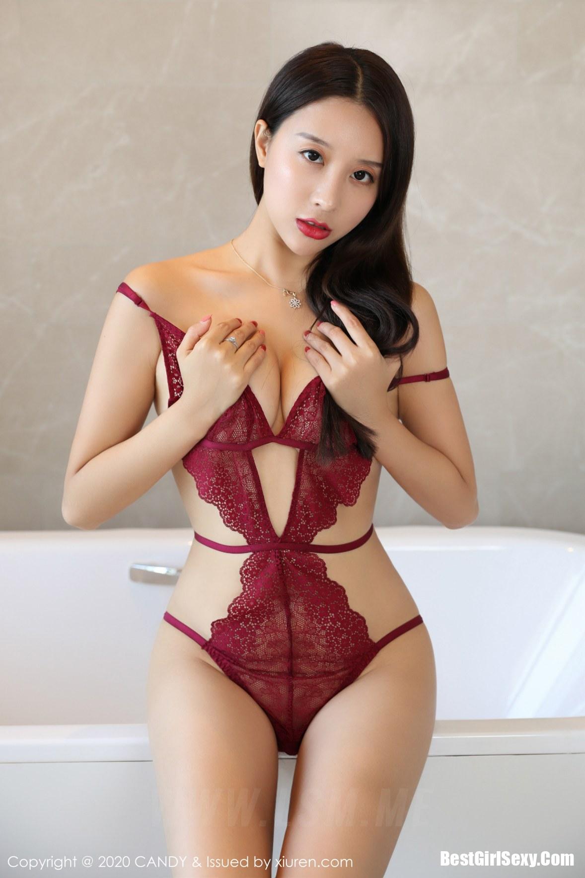 CANDY Vol.081 Duan Xiao Hui