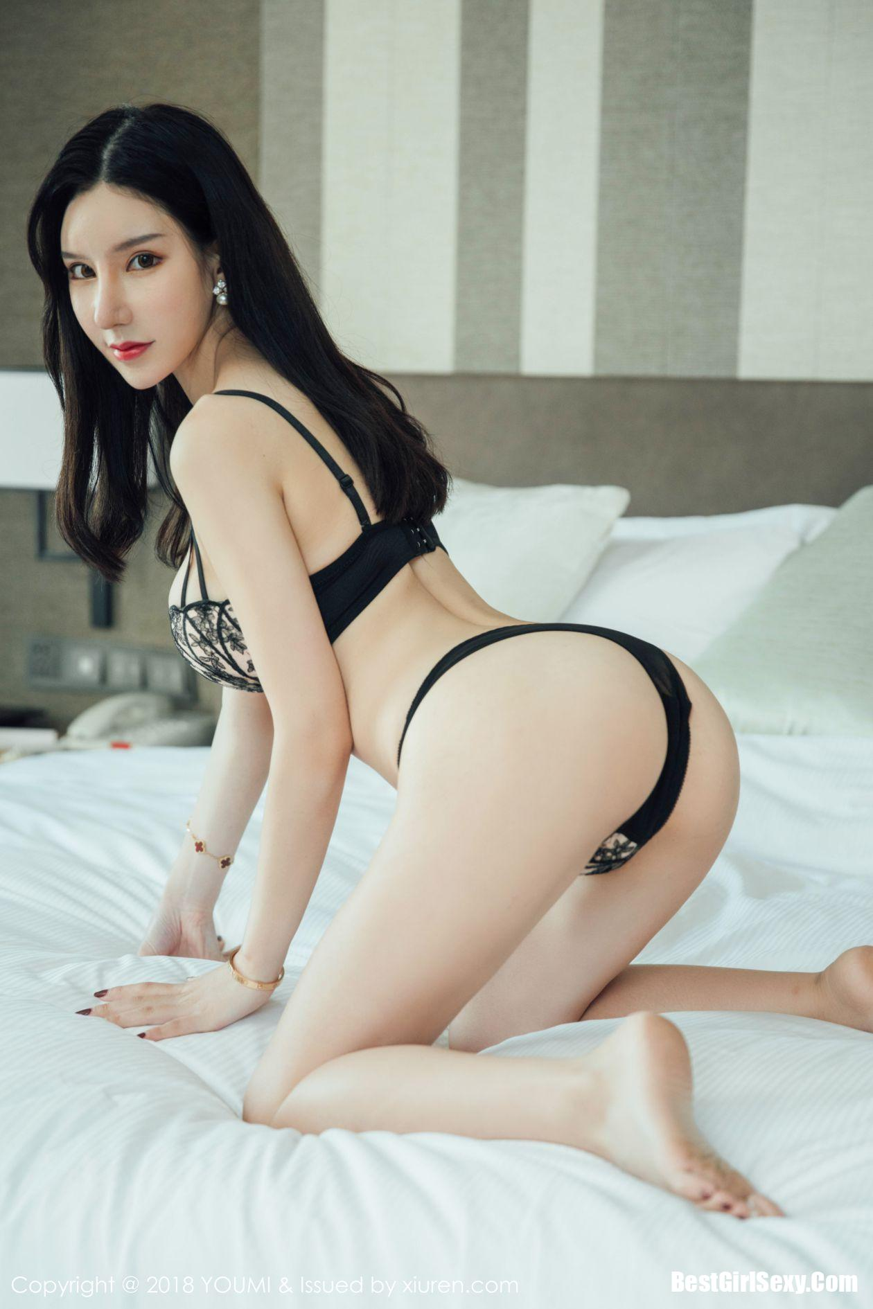 Huayang Vol.220 Zhou Yu Xi - Best Girl Sexy