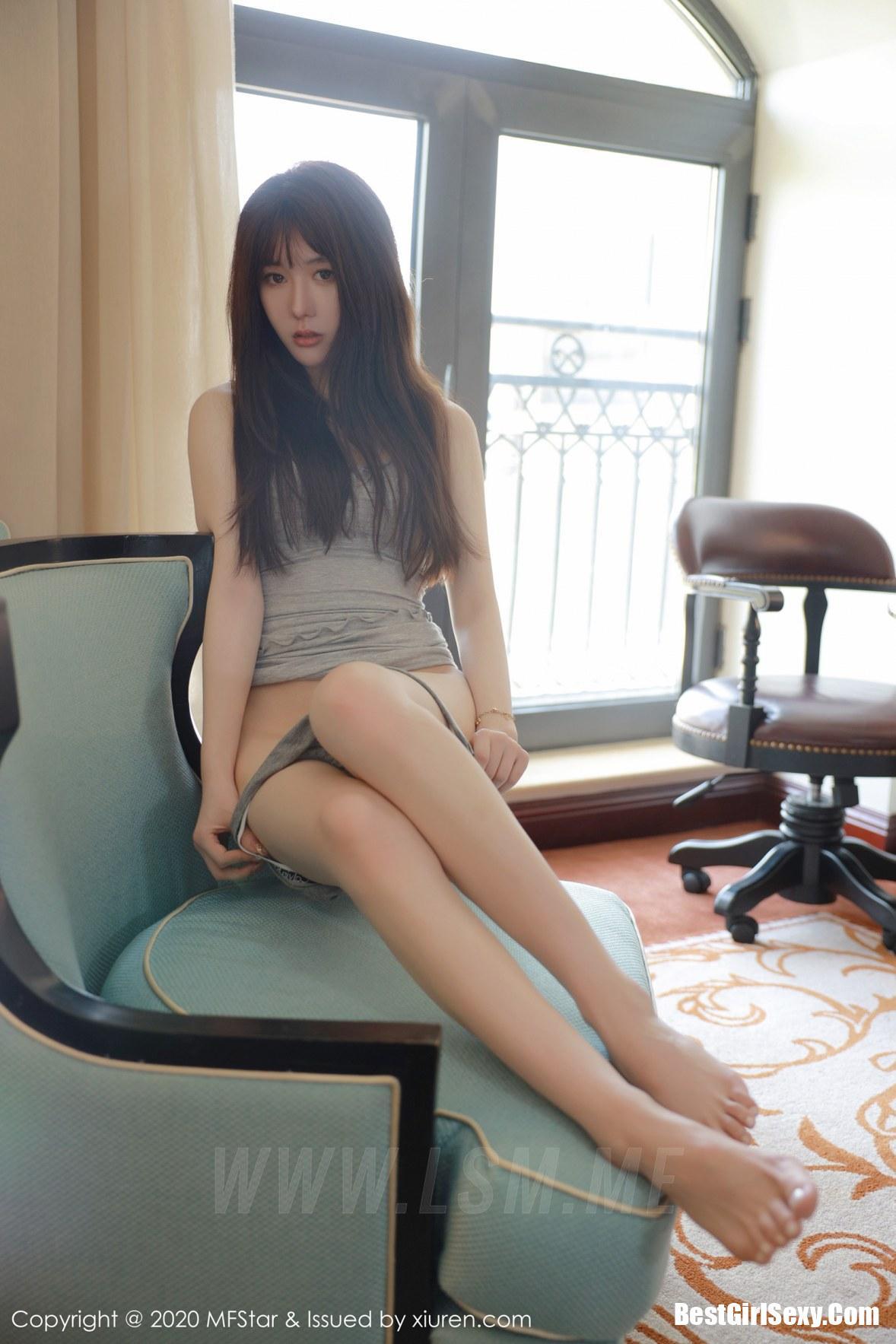 MFStar Vol.331 Xue Qi Qi - Best Girl Sexy
