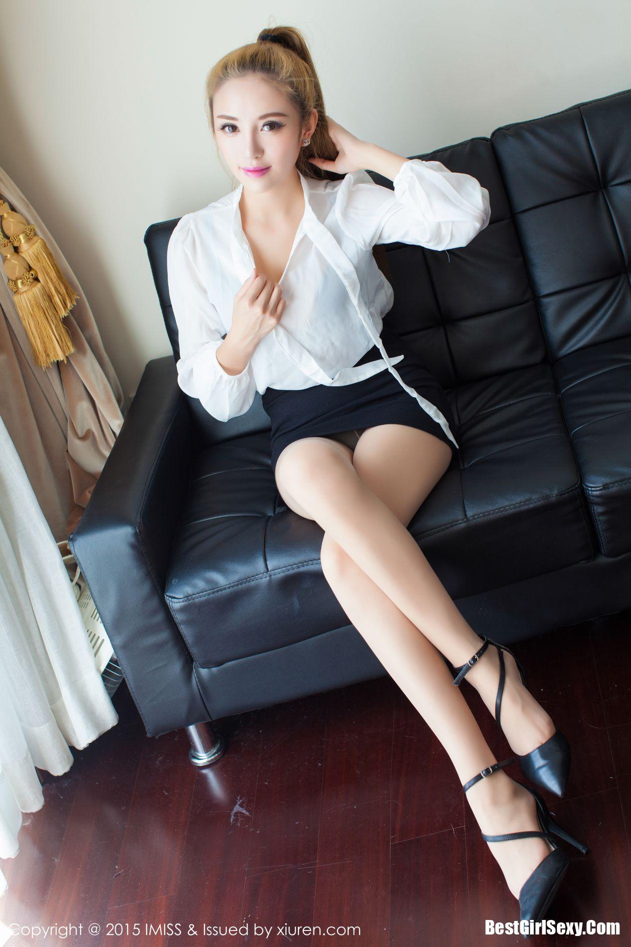 IMiss Vol.340 Chen Si Qi - Best Girl Sexy
