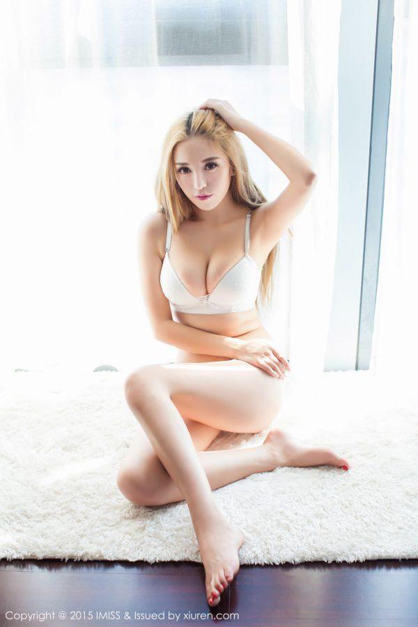 IMiss Vol.042 Chen Si Qi - Best Girl Sexy