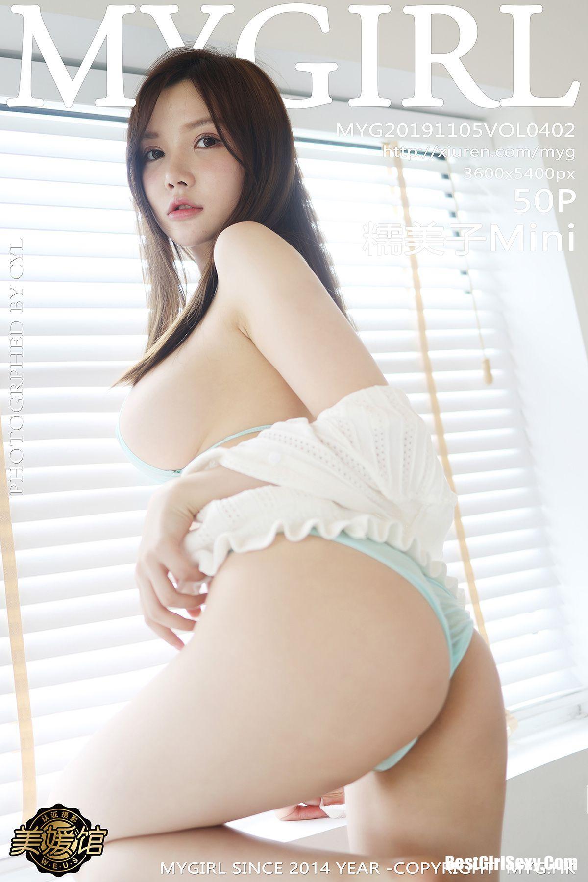 MyGirl Vol.402 Mi Ni Da Meng Meng