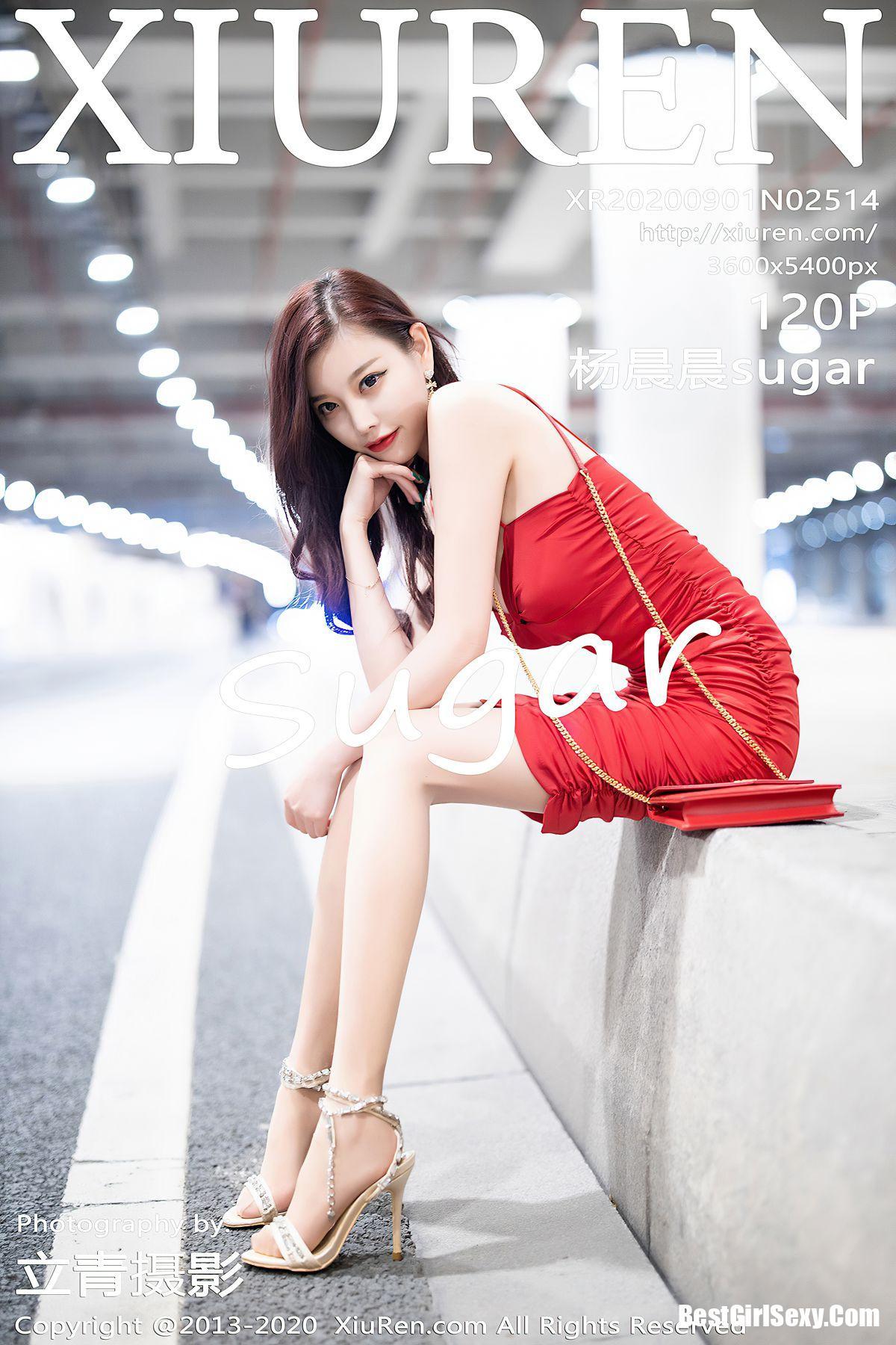 XiuRen秀人网 Vol.2514 杨晨晨sugar