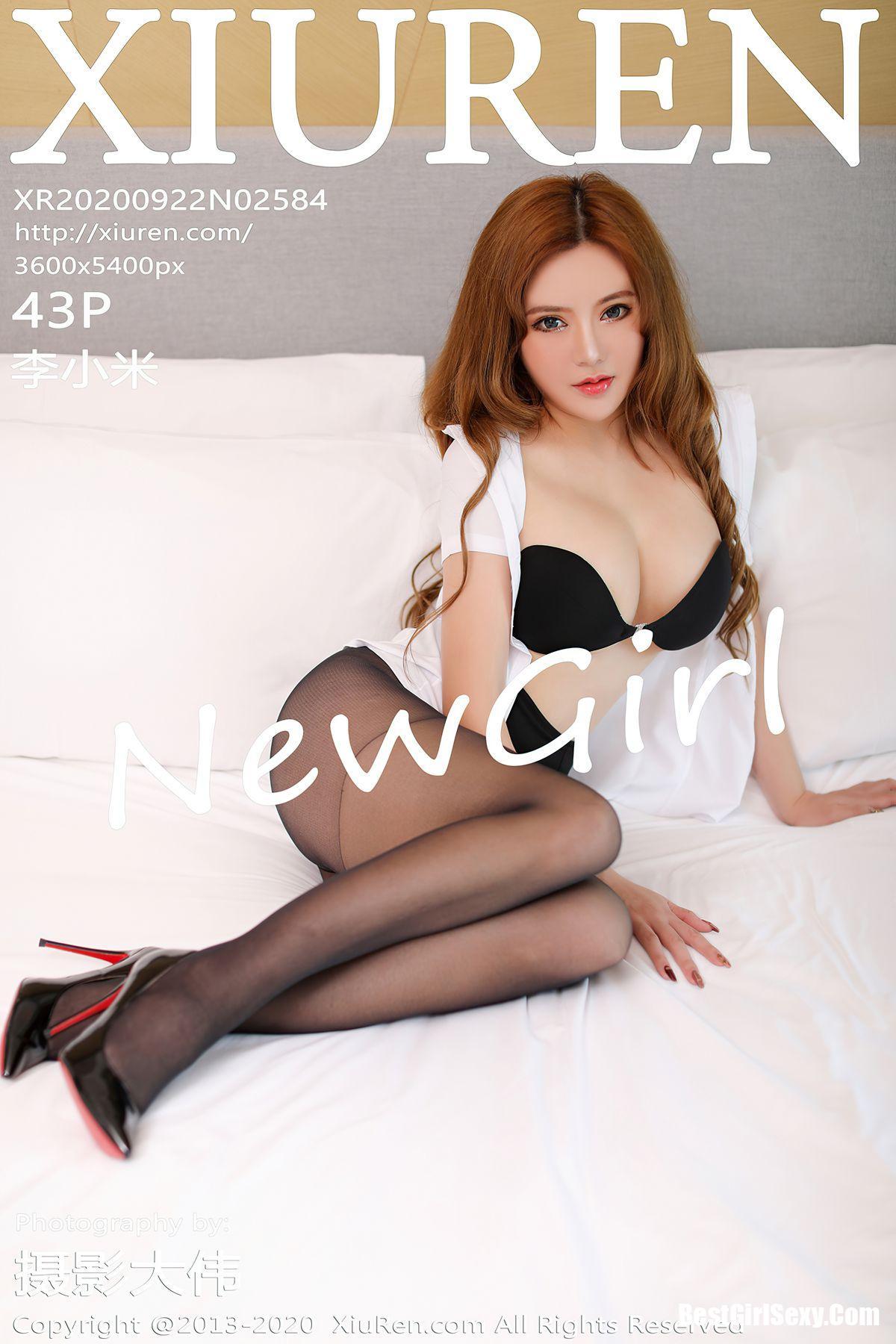 XiuRen秀人网 Vol.2584 Li Xiao Mi