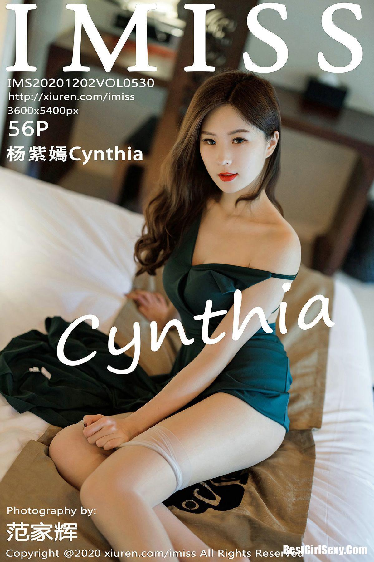IMiss爱蜜社 Vol.530 Yang Zi Yan