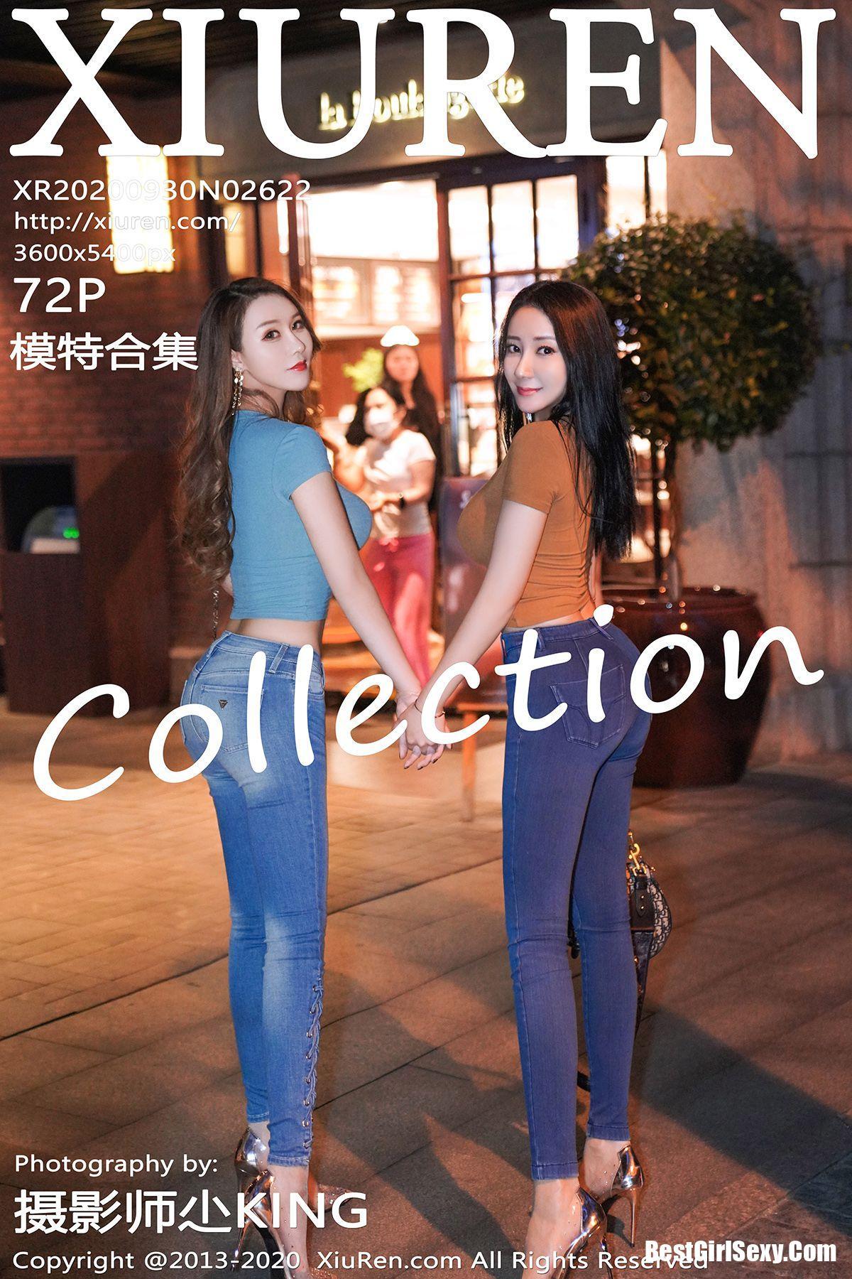 XiuRen秀人网 No.2622 Model Collection