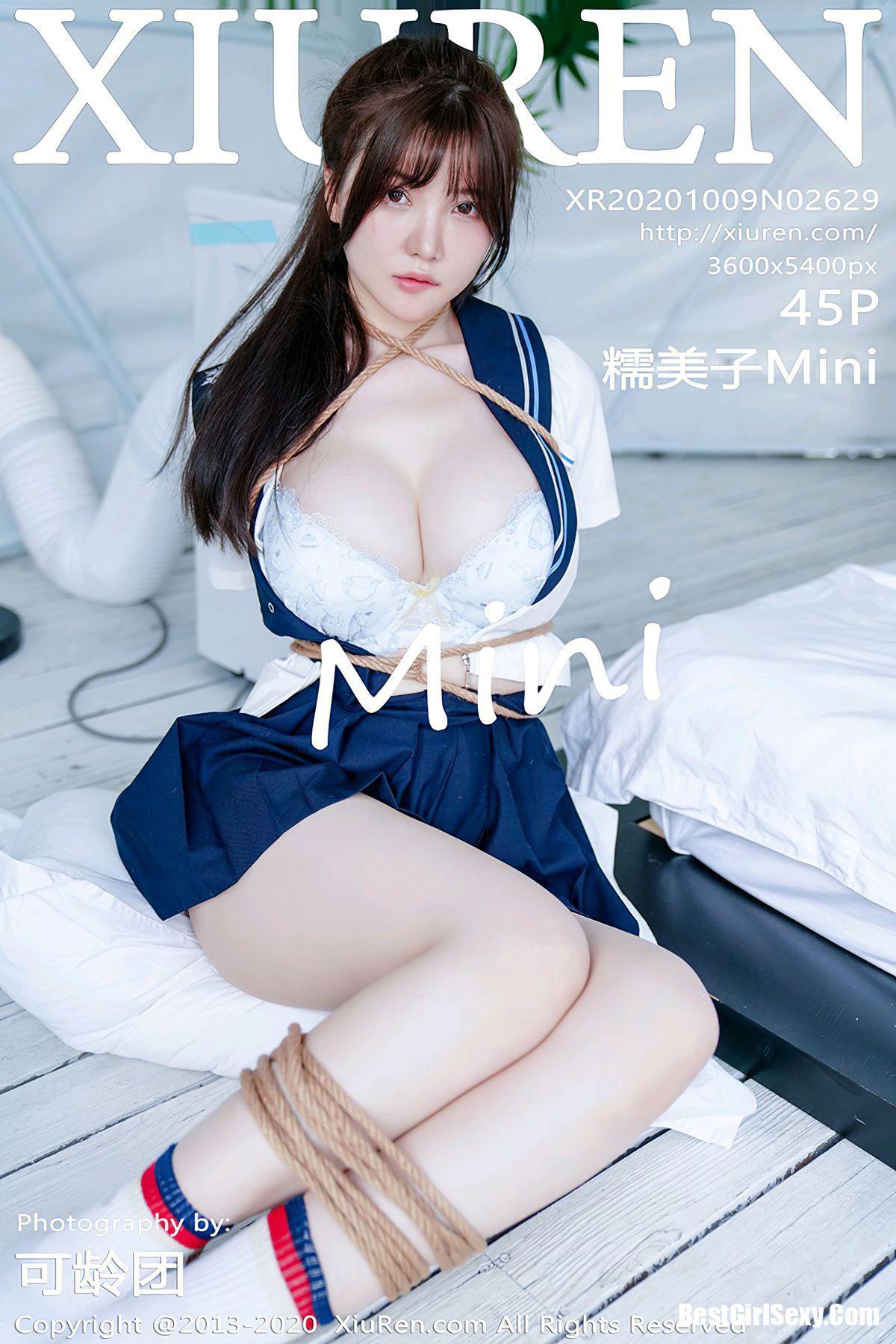 XiuRen秀人网 No.2629 Mini Da Meng Meng