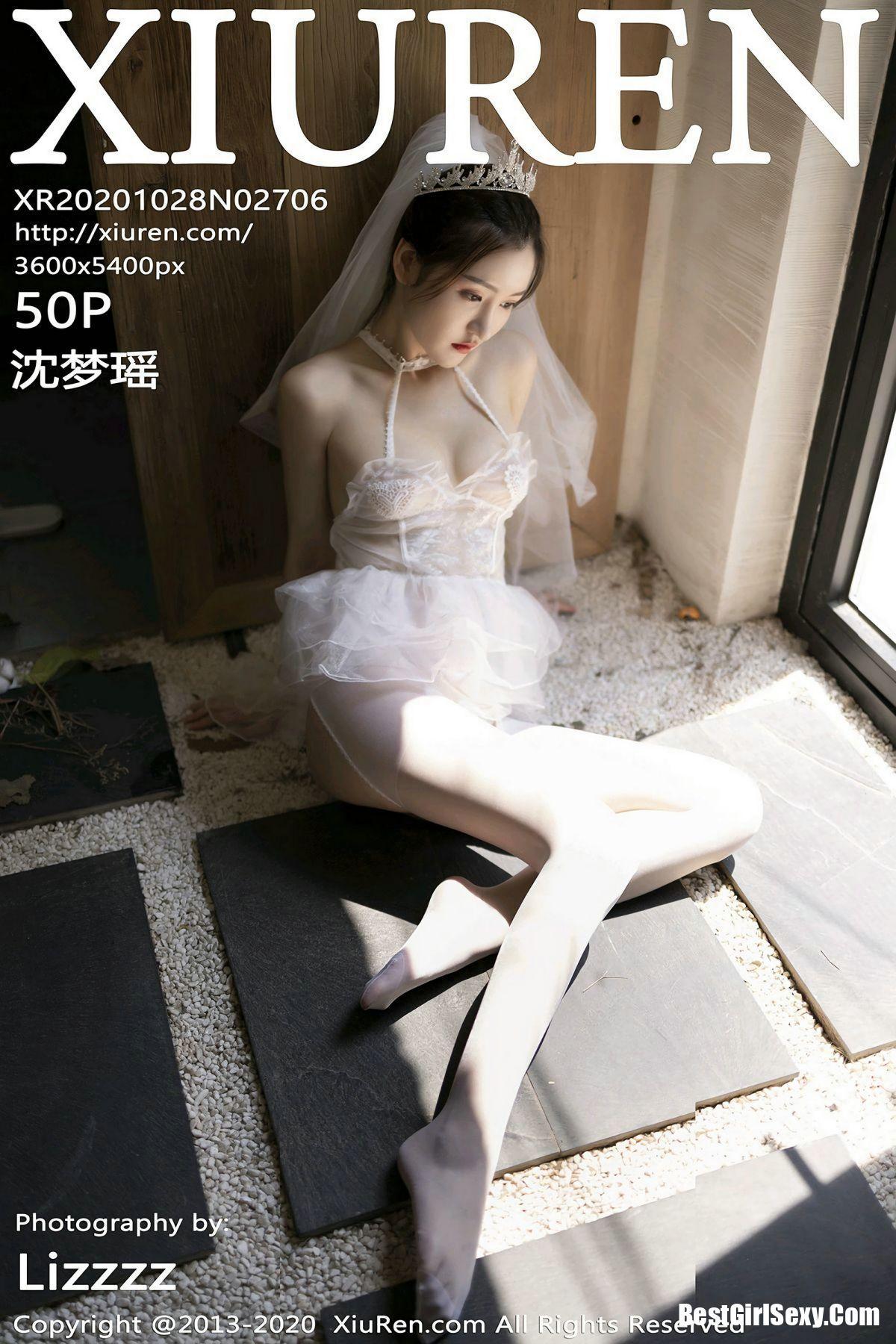 XiuRen秀人网 No.2706 Shen Meng Yao