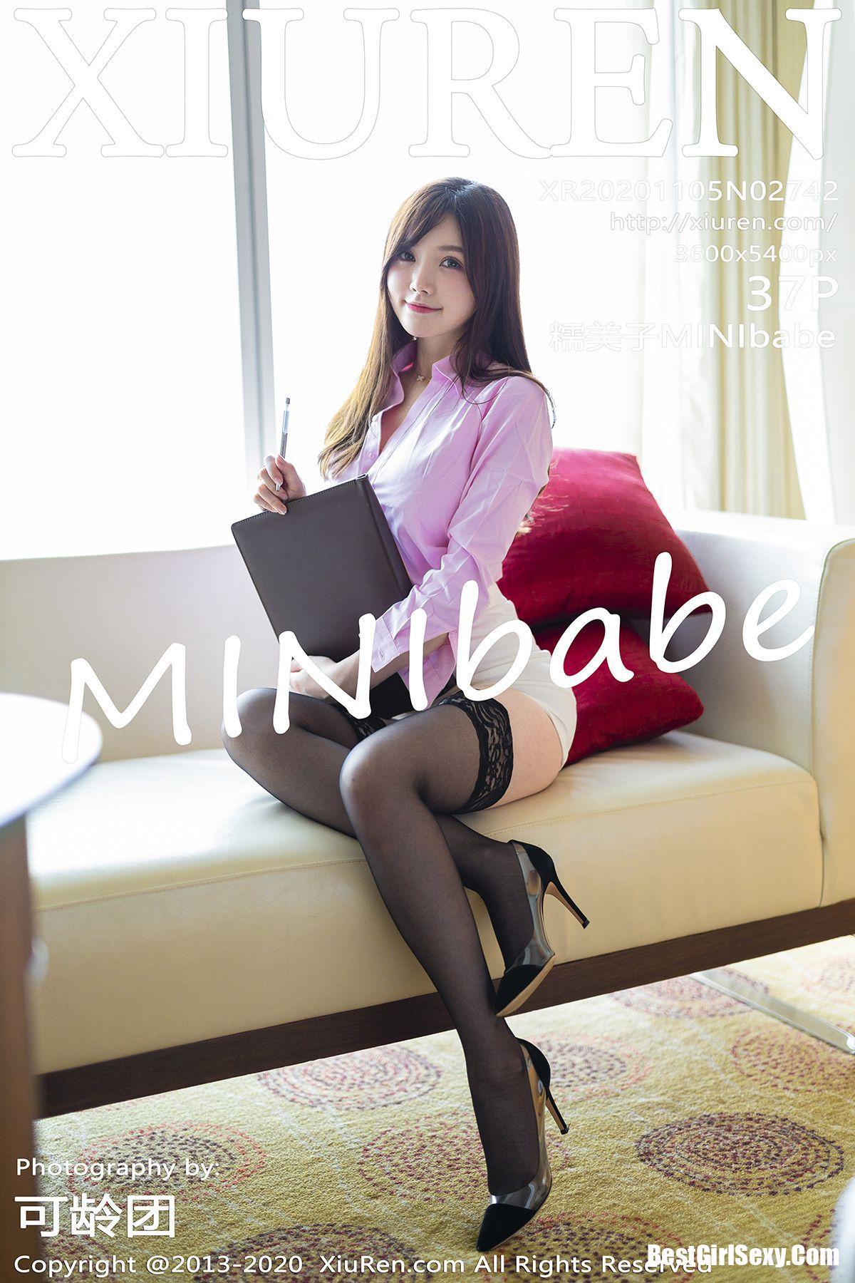 XiuRen秀人网 No.2742 Mini Da Meng Meng