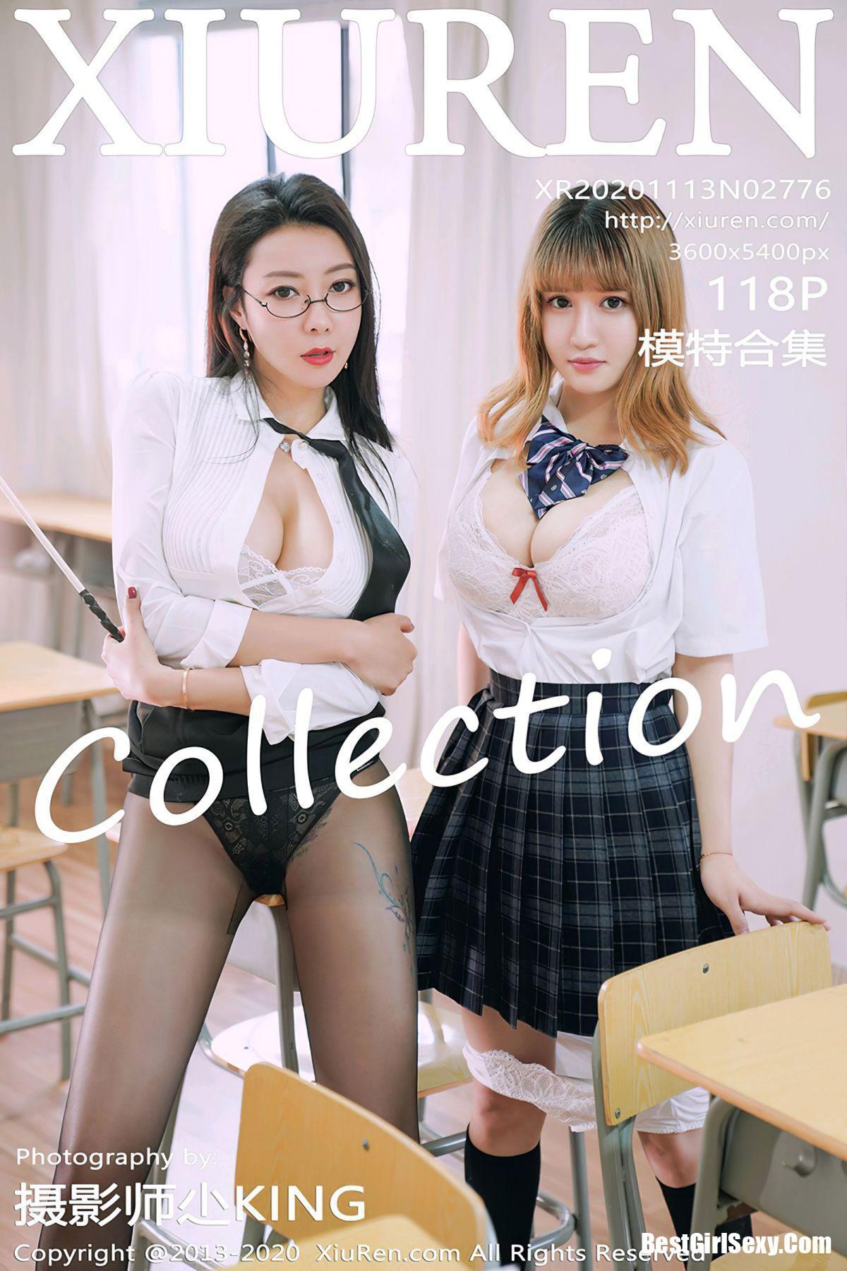 XiuRen秀人网 No.2776 Model Collection