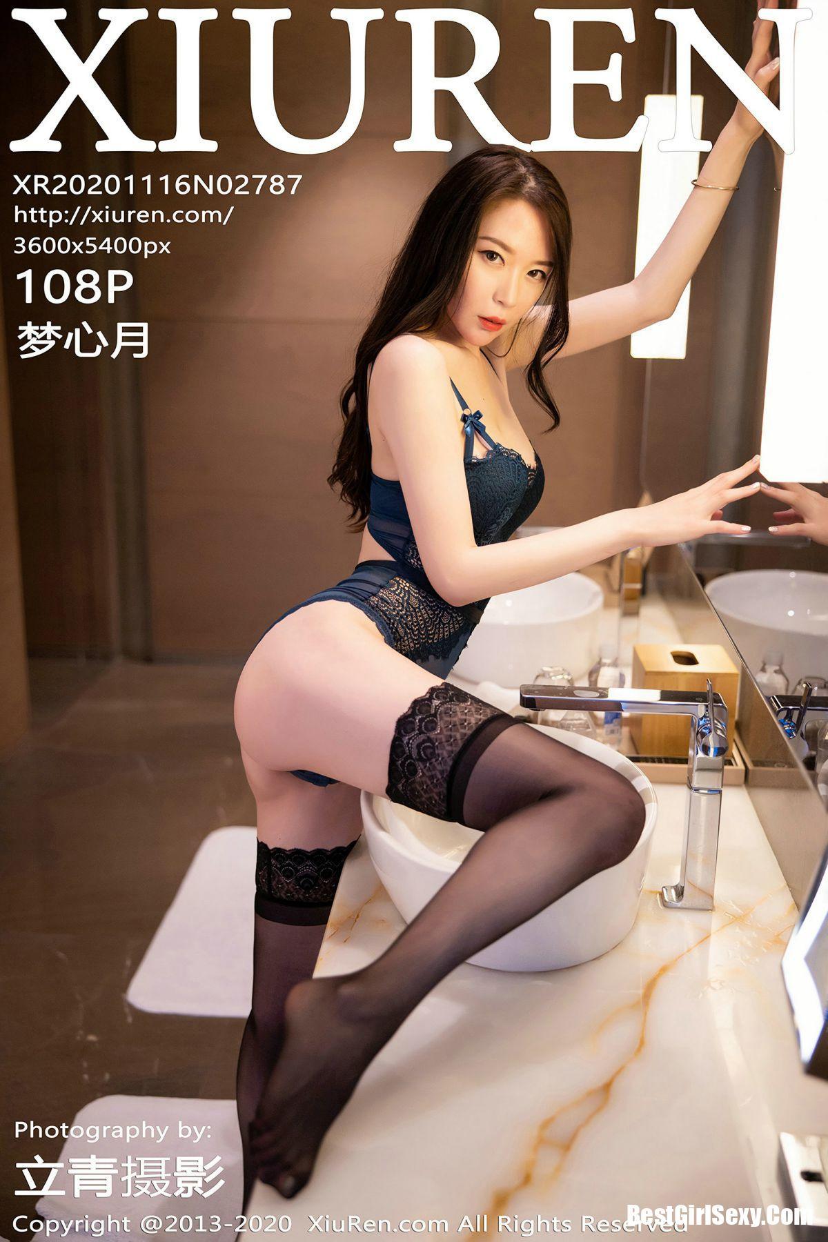 XiuRen秀人网 No.2787 Meng Xin Yue
