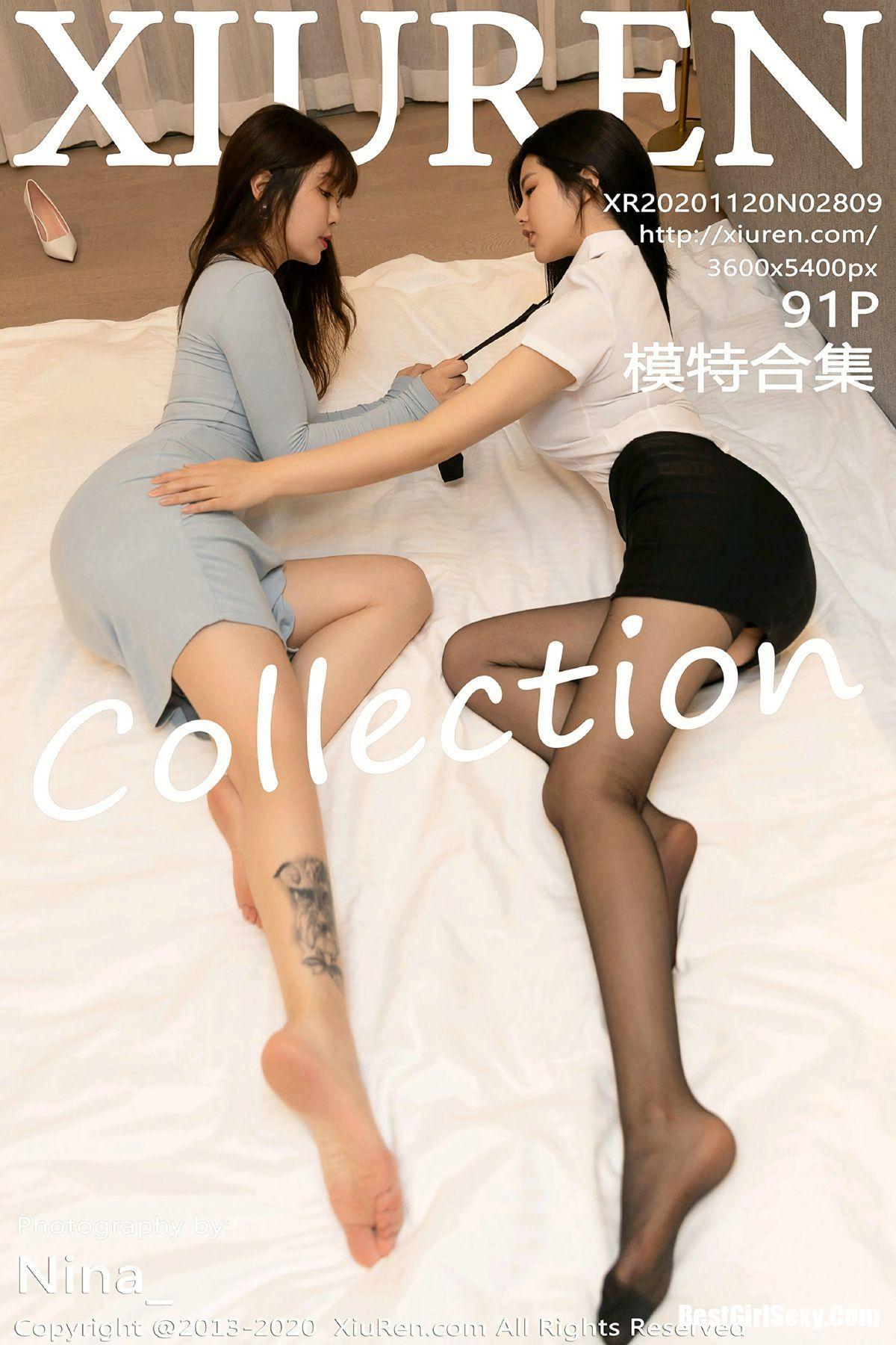 XiuRen秀人网 No.2809 Model Collection