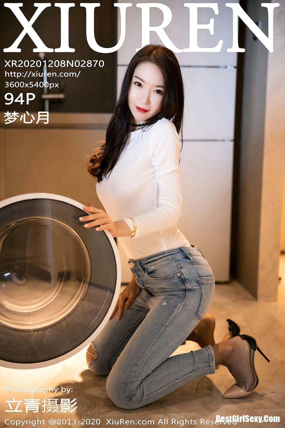 XiuRen秀人网 No.2870 Meng Xin Yue