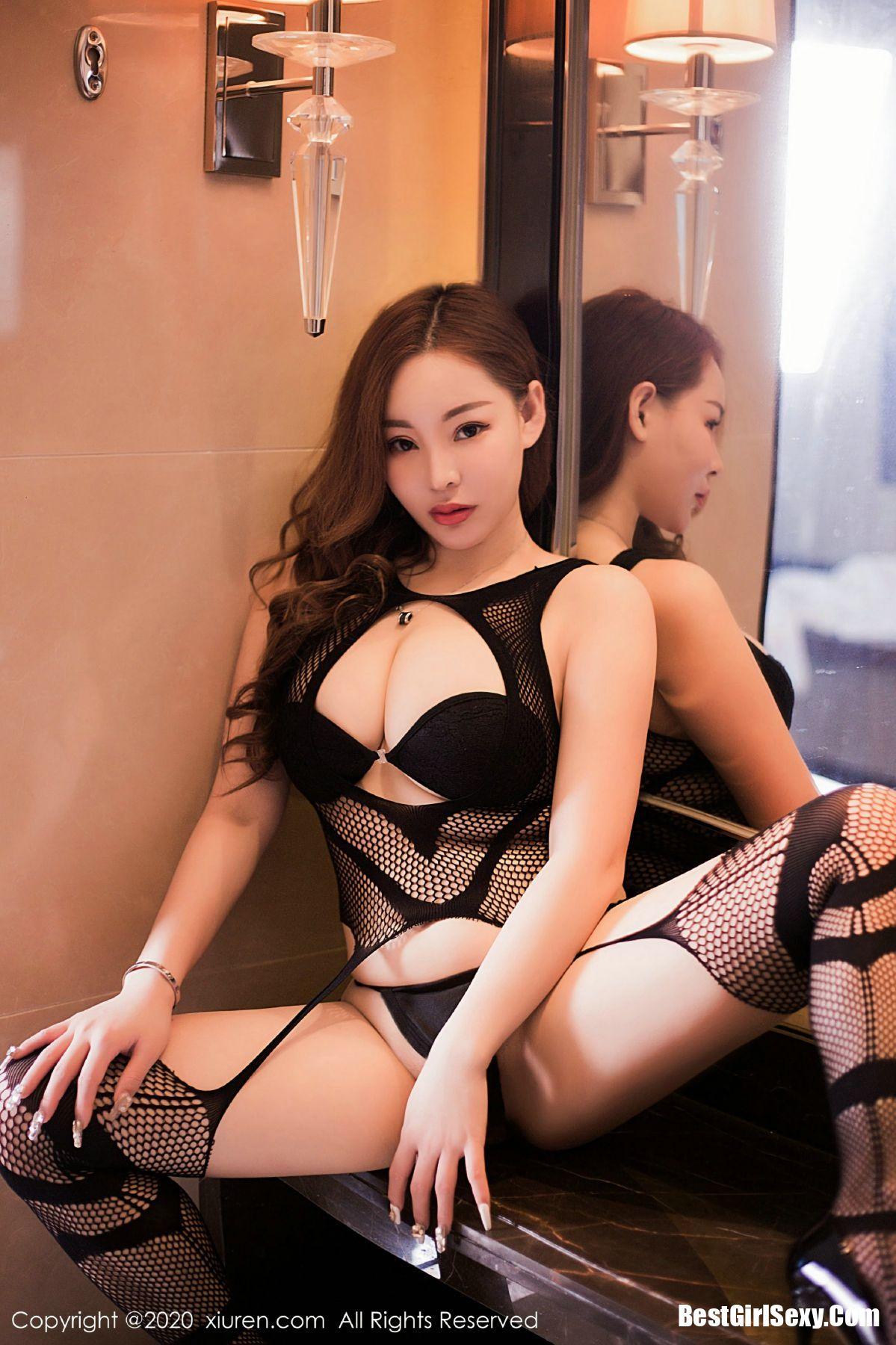 XiuRen秀人网 Vol.2486 Fu Yi Xuan - Best Girl Sexy
