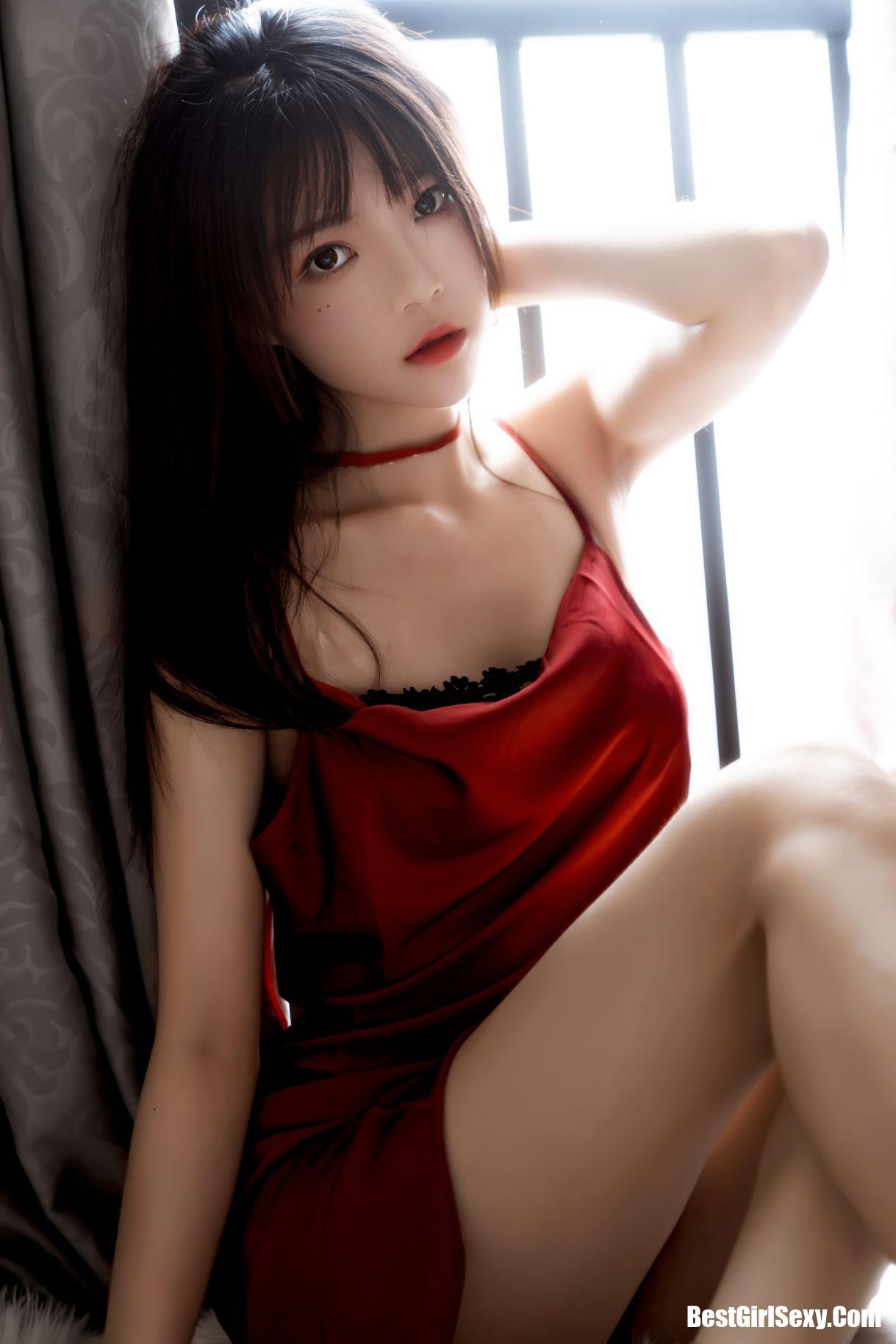 红01+02, 桜桃喵, Coser@桜桃喵 Vol.025 红01+02