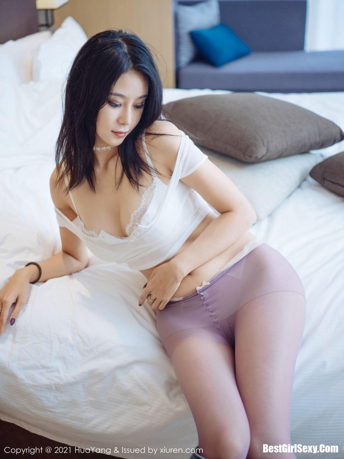 蓝夏Akasha, Liu Yi Lei, HuaYang花漾Show Vol.405 Liu Yi Lei, HuaYang花漾Show Vol.405