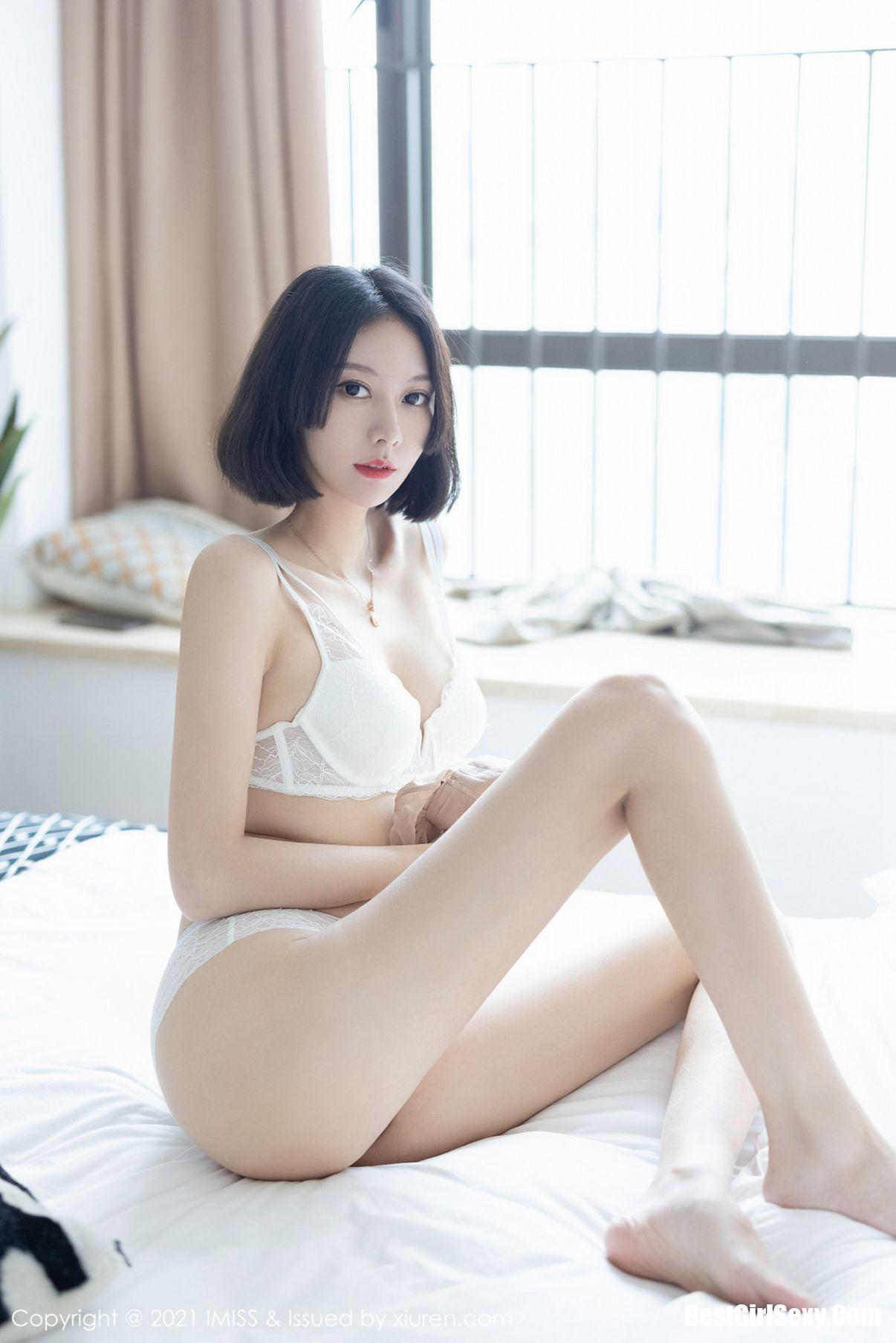 艺轩, IMiss爱蜜社 Vol.595 Fu Yi Xuan, IMiss爱蜜社 Vol.595, Fu Yi Xuan