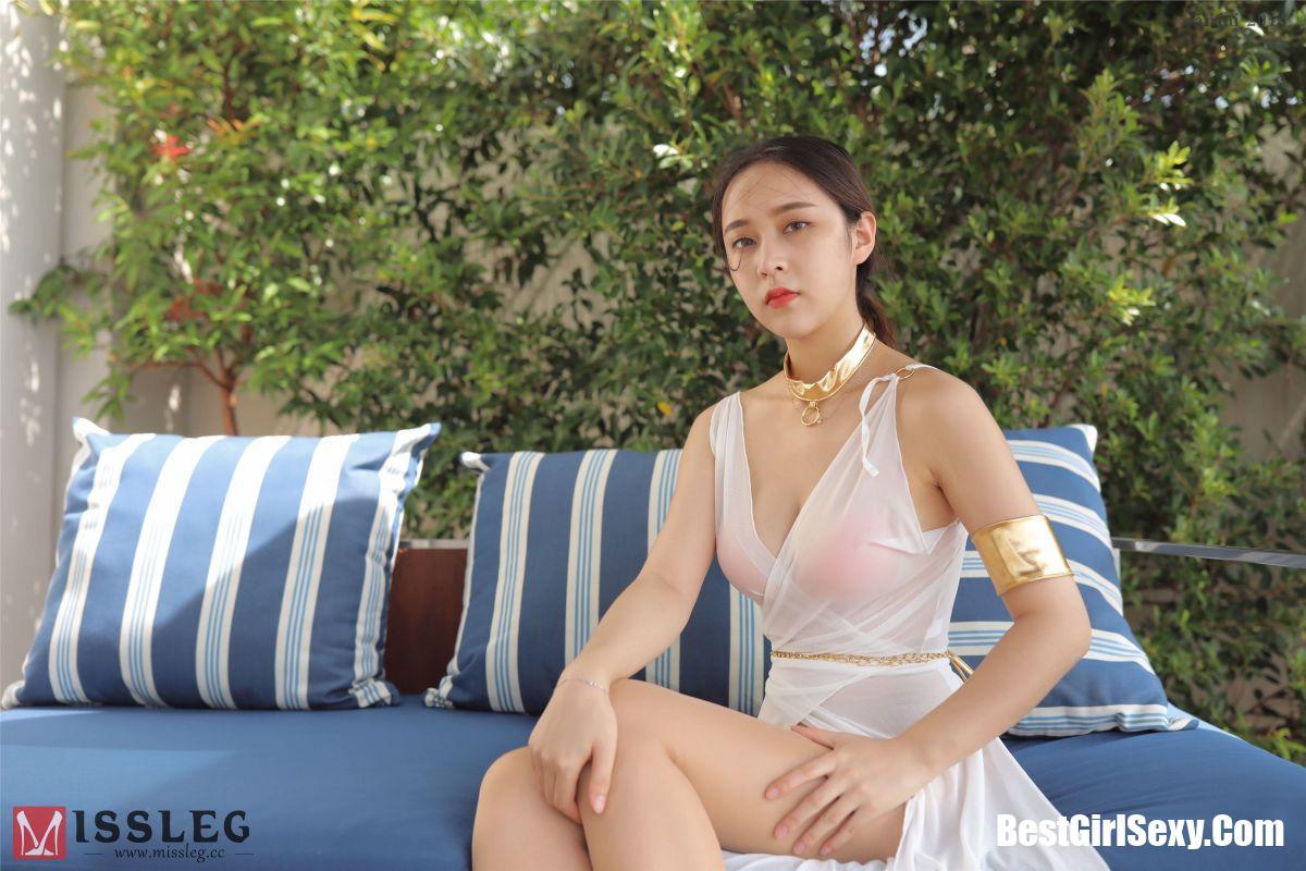 乔依琳, Qiao Yi Lin, MISSLEG蜜丝 L002 Qiao Yi Lin, MISSLEG蜜丝 L002