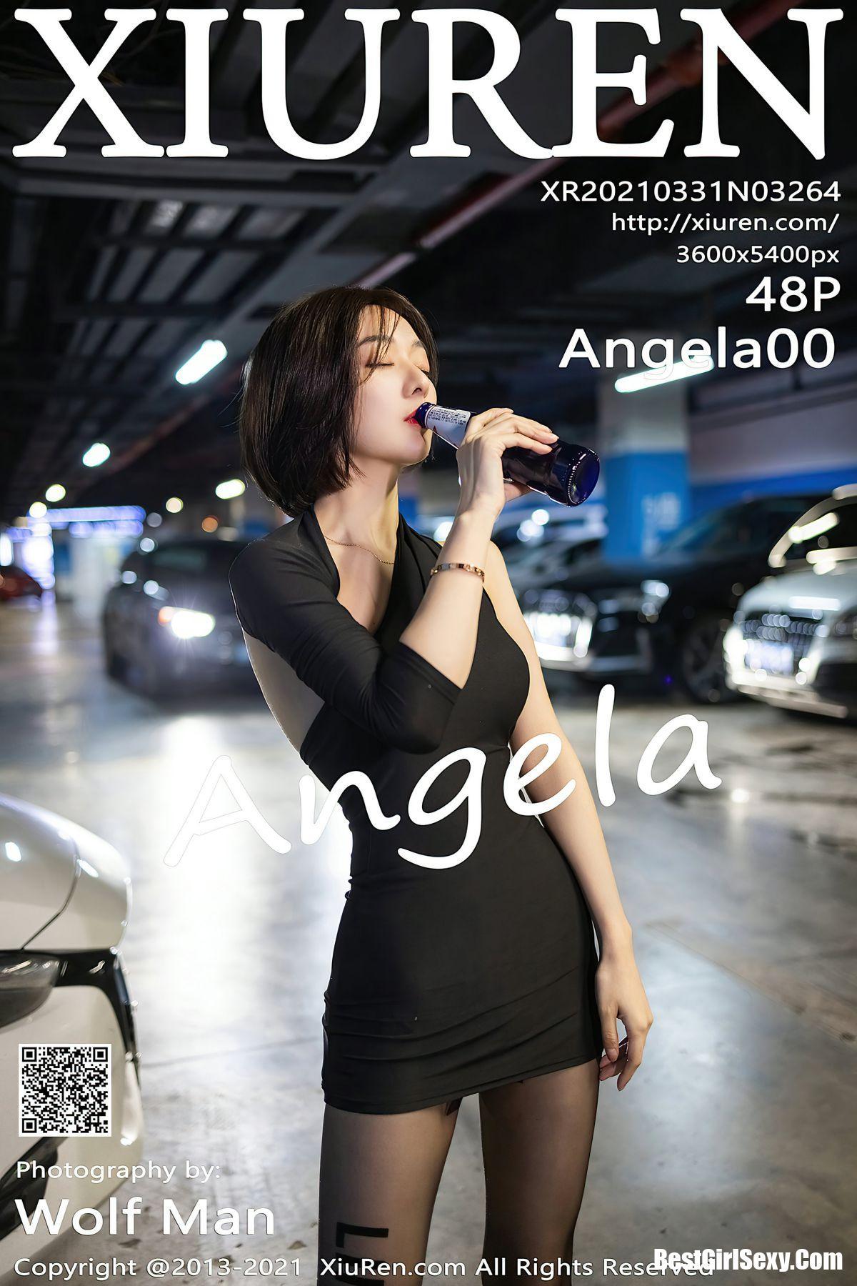 XiuRen秀人网 No.3264 Angela00 1