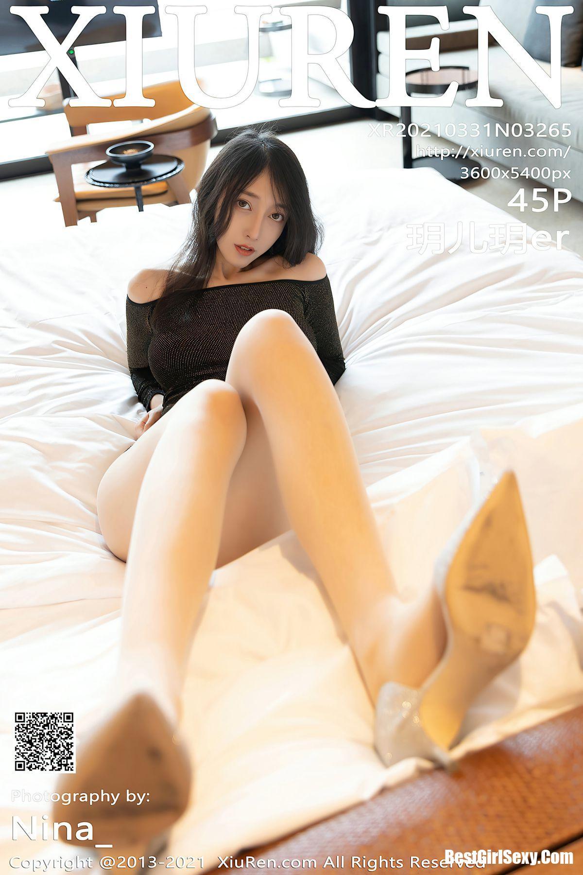XiuRen秀人网 No.3265 Yue Er Yue 1
