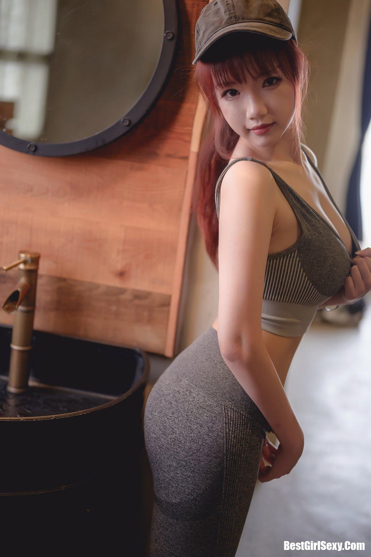 雪晴Astra, 运动少女3, Coser@雪晴Astra Vol.020 运动少女3