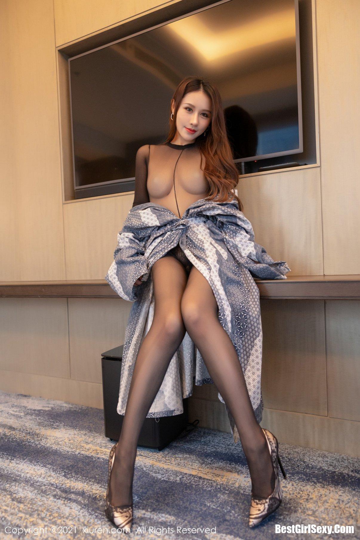 徐安安, Xu An An, XiuRen秀人网 No.3433 Xu An An, XiuRen秀人网 No.3433