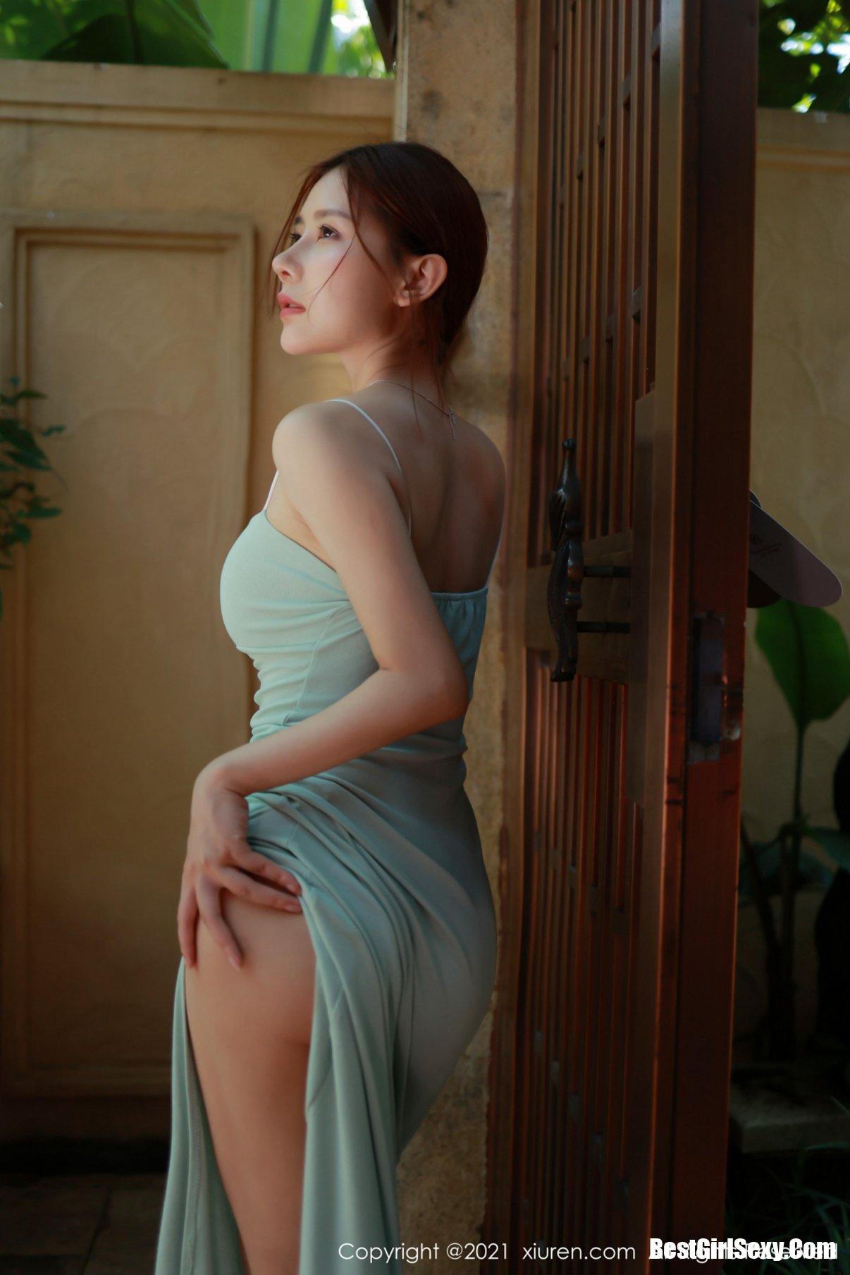 尹甜甜, Yi Tian Tian, XiuRen秀人网 No.3434 Yi Tian Tian, XiuRen秀人网 No.3434