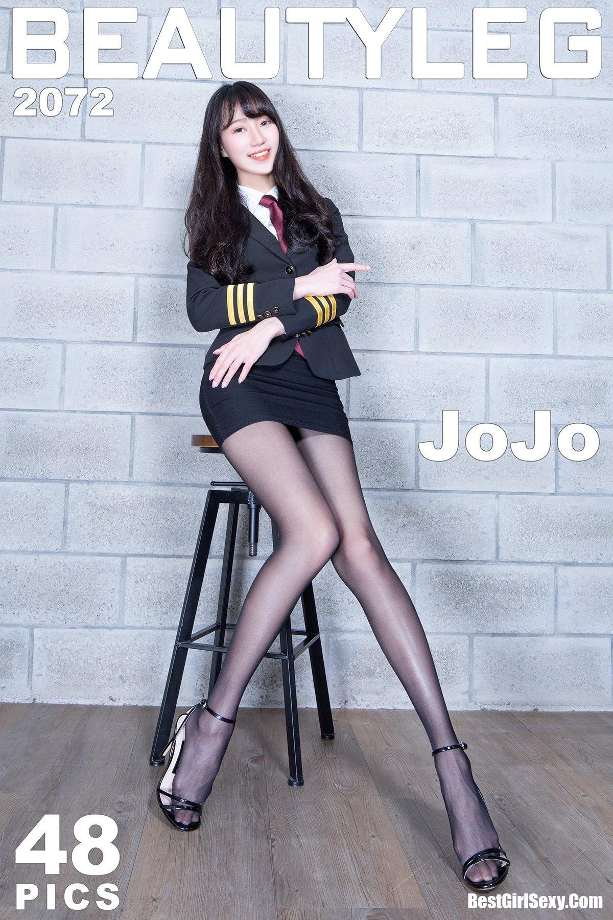 Beautyleg美腿寫真 No.2072 JoJo 224