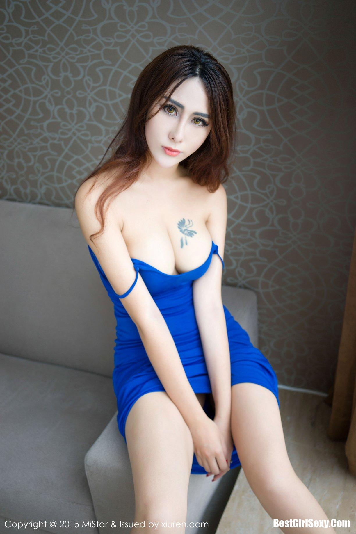 MiStar魅妍社 Vol.031 FoxYini Meng Hu Li, MiStar魅妍社 Vol.031, FoxYini孟狐狸, FoxYini Meng Hu Li