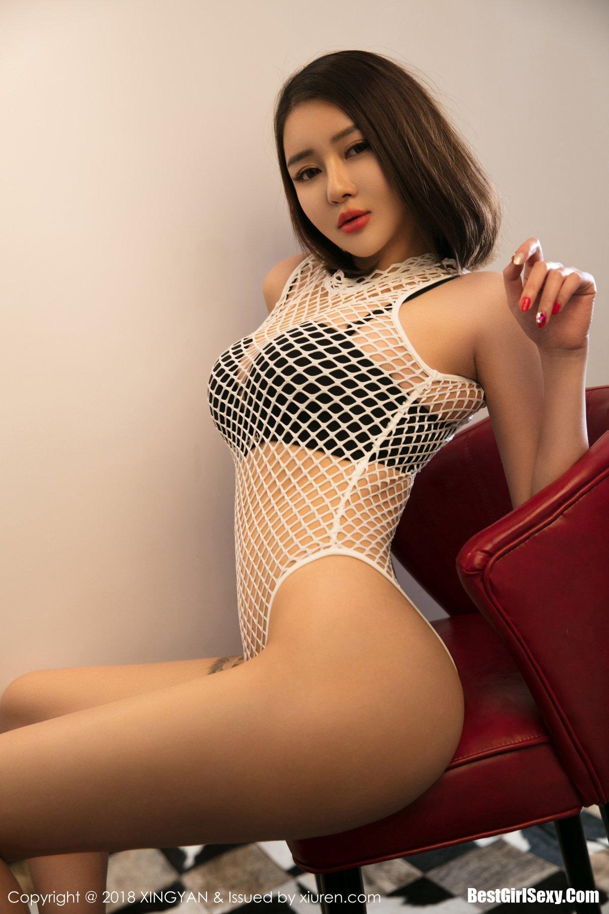 廿十, XingYan星颜社 VOL.046 Nian Shi, XingYan星颜社 VOL.046, Nian Shi