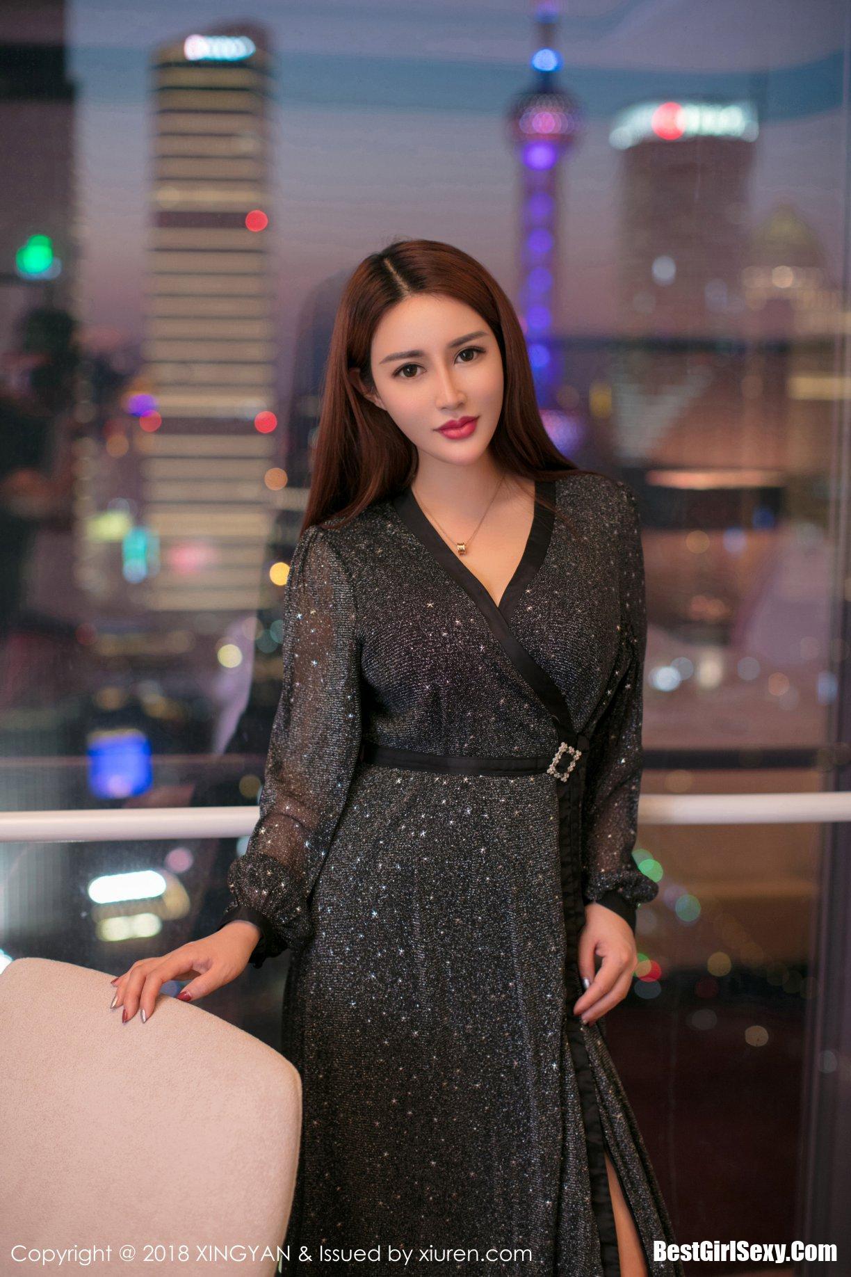XingYan星颜社 VOL.050 liyiyi, XingYan星颜社 VOL.050, liyiyi