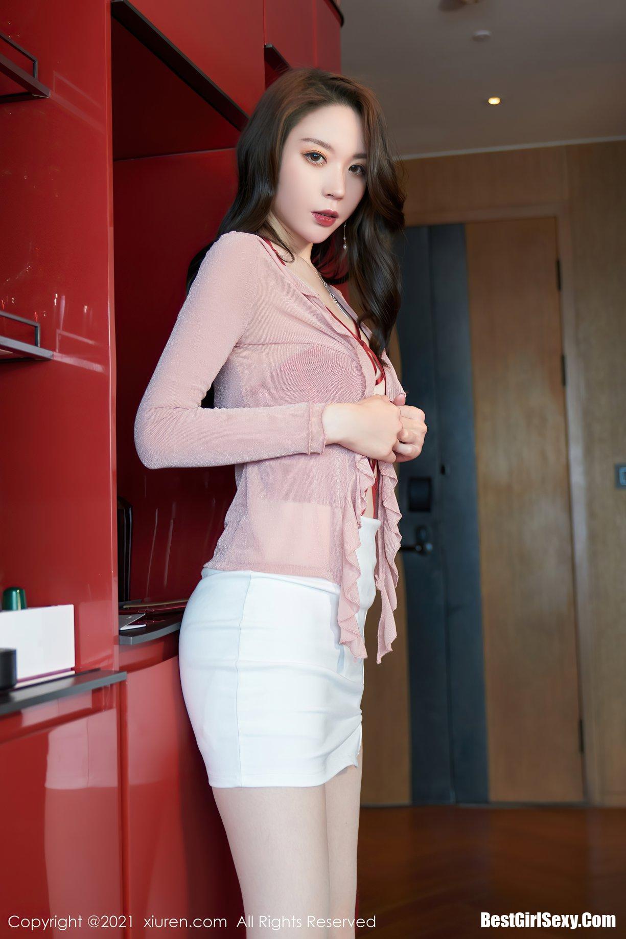 梦心月, XiuRen秀人网 No.3690 Meng Xin Yue, XiuRen秀人网 No.3690, Meng Xin Yue