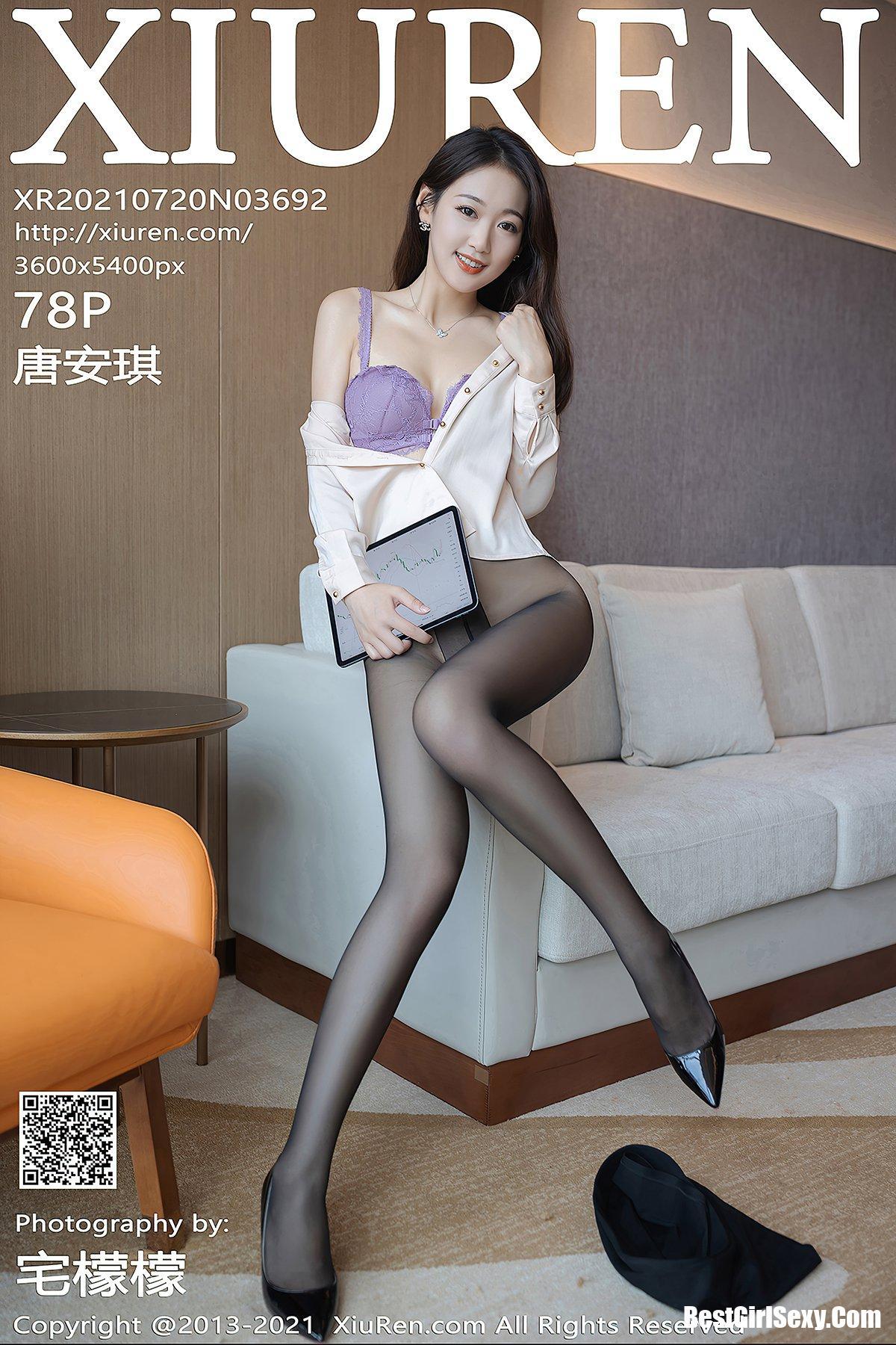 XiuRen秀人网 No.3692 Tang An Qi 392