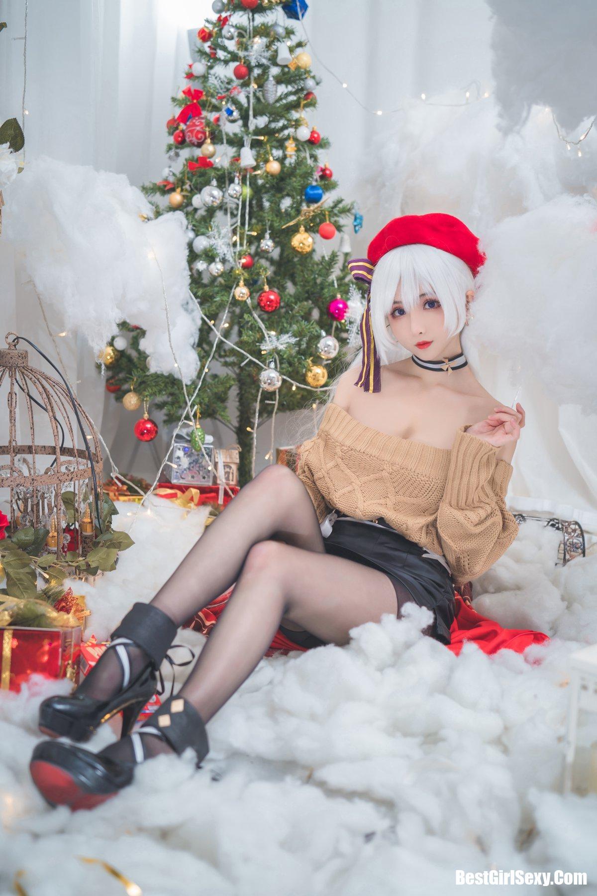 圣诞贝尔法斯特, rioko凉凉子, Coser@rioko凉凉子 Vol.030 圣诞贝尔法斯特