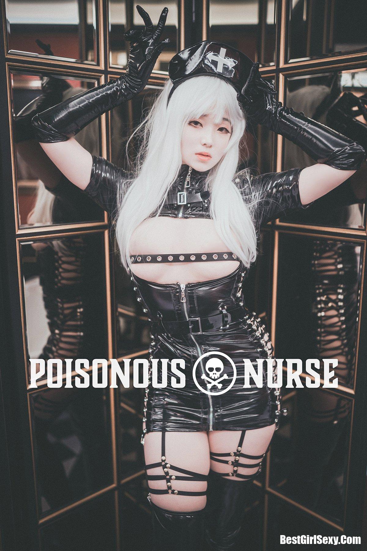 """DJAWA 밤비 """"Poisonous Nurse"""" 6"""