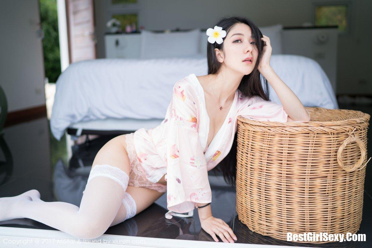 小热巴, MiStar魅妍社 Vol.195 Di Yi, MiStar魅妍社 Vol.195, Di Yi