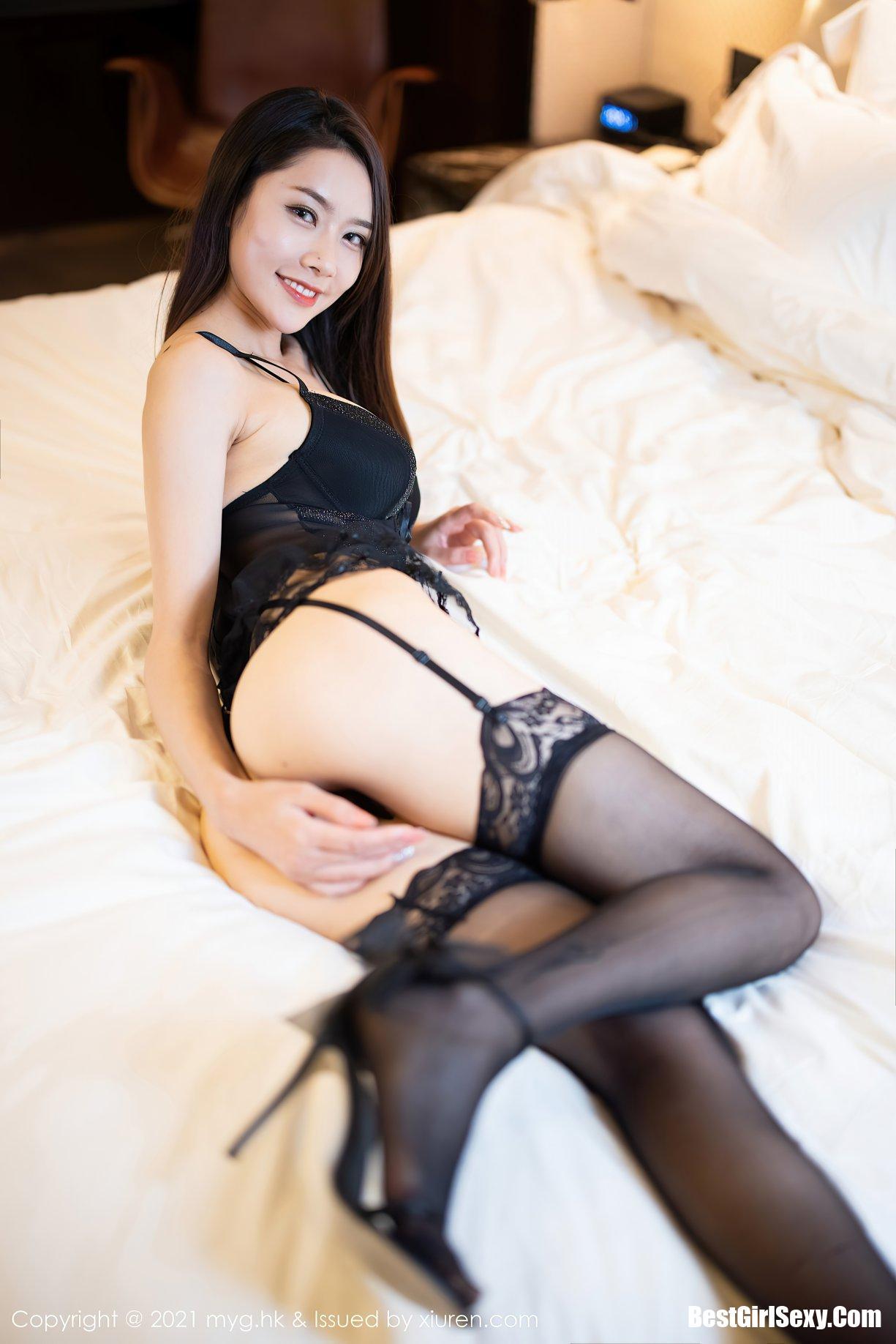 方子萱, MyGirl美媛馆 Vol.581 Mu Qing, MyGirl美媛馆 Vol.581, Mu Qing