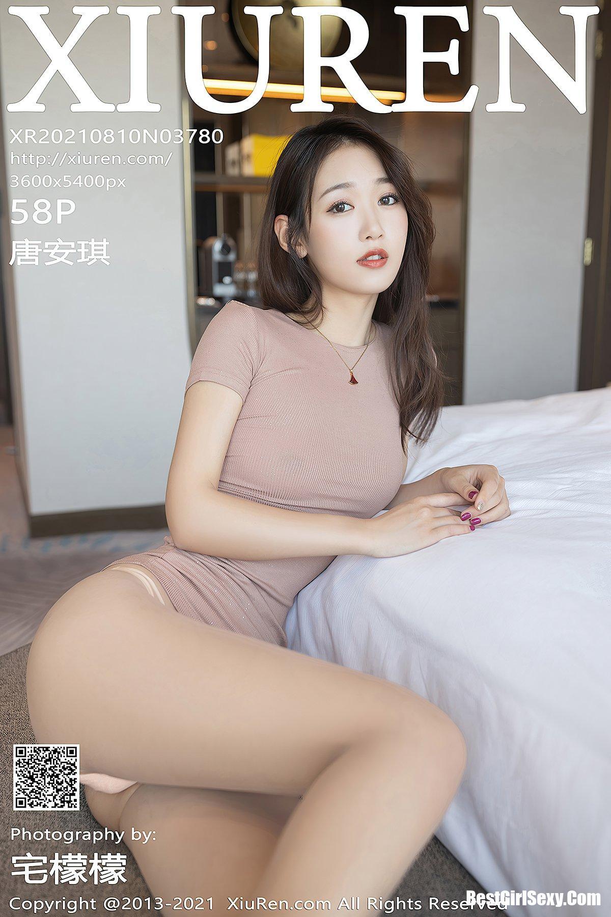 XiuRen秀人网 No.3780 Tang An Qi 1