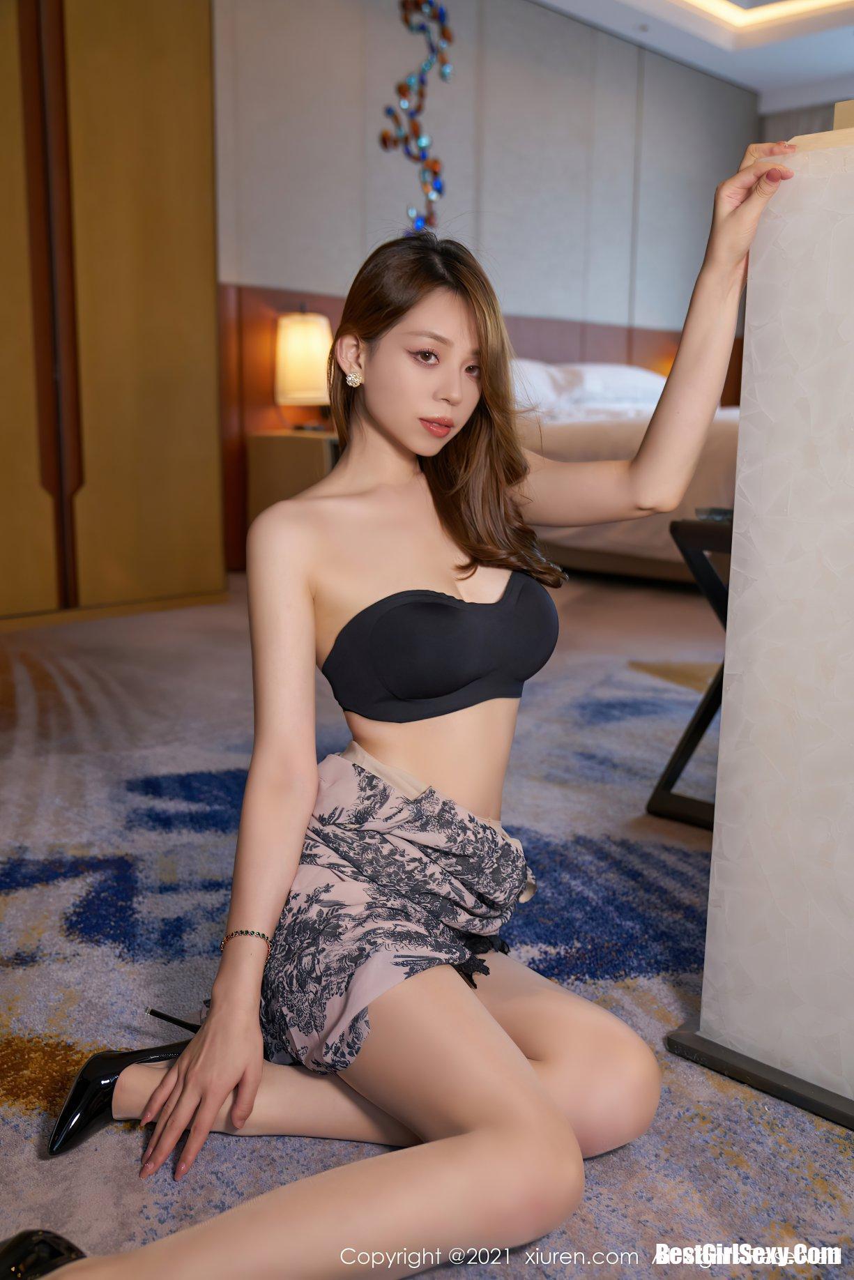 言沫, Yan Mo, XiuRen秀人网 No.3784 Yan Mo, XiuRen秀人网 No.3784
